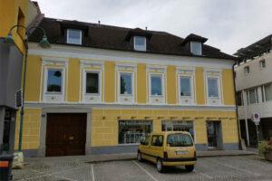 Malerei Renner Fassade 11
