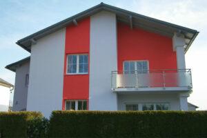 Malerei Renner Fassade 3