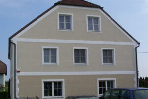 Malerei Renner Fassade 7