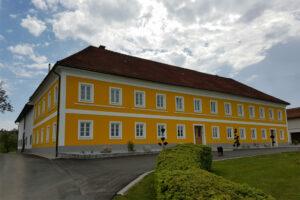 Malerei Renner Fassade 9